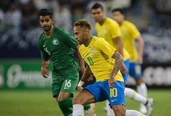 Neymar từng kiến tạo siêu đẳng ở sân đấu Saudi Arabia tiếp Việt Nam