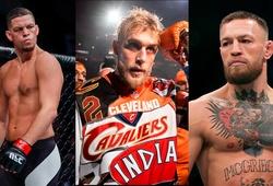 Jake Paul phản pháo Conor McGregor, Nate Diaz sau trận: Giờ thì chúng đang để ý tới tôi