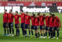 Đội hình tuyển Tây Ban Nha 2021: Danh sách cầu thủ dự VL World Cup 2022
