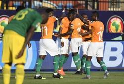 Bảng xếp hạng vòng loại World Cup 2022 khu vực châu Phi