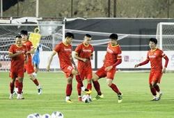 Hôm nay, tuyển Việt Nam loại thêm hai cầu thủ
