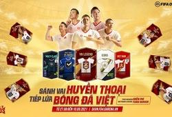 Vietnam Legends FO4: Chi tiết thẻ cầu thủ và cách nhận thẻ VNL free