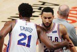 """Joel Embiid lên tiếng bảo vệ Simmons: """"Tôi thích đấu cùng Ben"""""""