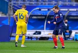 Lịch trực tiếp Bóng đá TV hôm nay 4/9: Ukraine vs Pháp