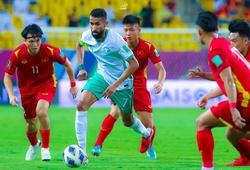 Tỷ số Việt Nam 1-3 Saudi Arabia: Thất bại đáng tiếc