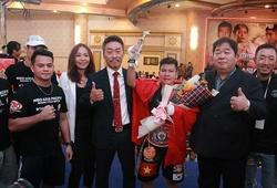 Ông bầu Kim Sang Bum tiết lộ kế hoạch tranh đai cho các võ sĩ lò Cocky Buffalo Boxing