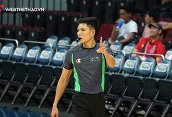 Bóng rổ Việt Nam được đặc cách thêm 1 suất trọng tài FIBA
