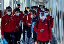 Tuyển Việt Nam về đến Hà Nội, lên kế hoạch đấu Australia