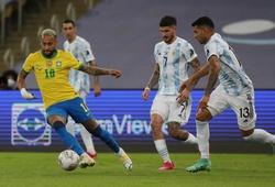 Lịch trực tiếp Bóng đá TV hôm nay 5/9: Brazil vs Argentina