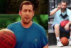 Xem ngay: Cây hài Adam Sandler đấu bóng rổ với dàn sao NBA