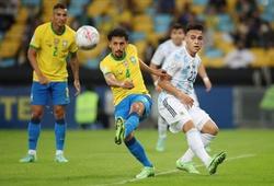 Đội hình ra sân Brazil vs Argentina: Neymar so tài Messi
