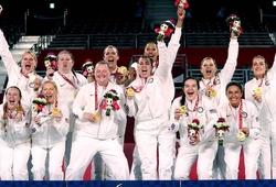 Đánh bại Trung Quốc tại Paralympic, các cô gái Mỹ lập kỷ lục vô tiền khoáng hậu