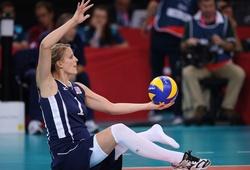 Nữ VĐV bóng chuyền mang thai tháng thứ 5 vẫn giành HCV Paralympic