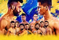 ONE First Strike: Siêu sự kiện Kickboxing - Muay Thái của ONE Championship