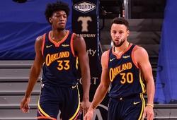 Warriors sẽ tuyệt đối không trade 2 bigman trẻ Wiseman và Kuminga