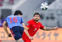 Thua trận thứ hai, Trung Quốc là đội duy nhất chưa ghi nổi bàn thắng