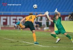 Tỷ số Việt Nam 0-1 Australia: Thất bại trong tiếc nuối