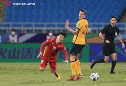 Bảng xếp hạng bảng B vòng loại World Cup 2022: Việt Nam xếp trên Trung Quốc