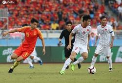 Việt Nam vs Trung Quốc đá mấy giờ, ngày nào?