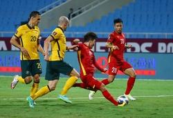 Chỉ cầm bóng 30%, tuyển Việt Nam dứt điểm gấp đôi Australia