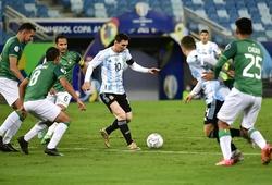 Kết quả Argentina vs Bolivia, vòng loại World Cup 2022