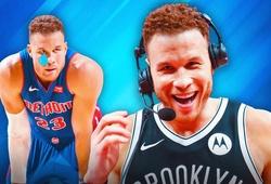 Blake Griffin mỉa mai người hâm mộ Detroit Pistons vô ơn
