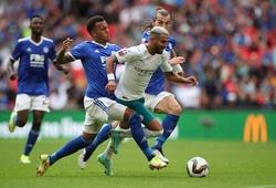 Lịch trực tiếp Bóng đá TV hôm nay 11/9: Leicester vs Man City