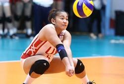 Libero số 1 Philippines bị gạch tên khỏi Giải Bóng chuyền nữ các CLB châu Á 2021