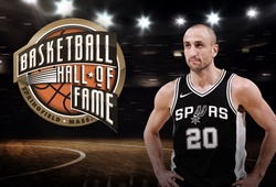 Những huyền thoại NBA đang xếp hàng chờ tới lượt vào Hall of Fame