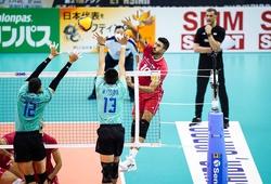 Thua 2 trận liên tiếp, bóng chuyền nam Thái Lan phải tranh hạng 9-16
