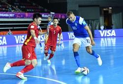 Kết quả futsal Việt Nam 1-9 Brazil: Không có bất ngờ