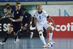 Kết quả futsal Panama vs Séc: Panama đại bại