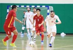 Lịch trực tiếp Bóng đá TV hôm nay 13/9: Futsal Việt Nam vs Brazil