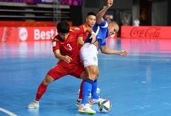 Lịch trực tiếp Bóng đá TV hôm nay 16/9: Futsal Panama vs Việt Nam