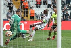 Kết quả Besiktas vs Dortmund, vòng bảng cúp C1