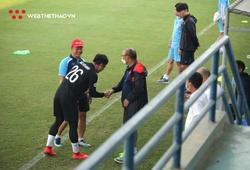 HLV Park Hang Seo bất ngờ bổ sung thủ môn cho tuyển Việt Nam