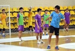 Futsal Việt Nam cử người làm nhiệm vụ đặc biệt ở trận gặp Panama