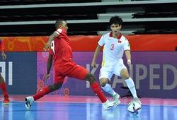Cơ hội đi tiếp của futsal Việt Nam ở World Cup 2021: Nắm quyền tự quyết