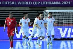 Kết quả futsal Việt Nam 3-2 Panama: Chiến thắng nghẹt thở