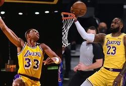 Vua ghi điểm Kareem Abdul-Jabbar mời LeBron phá kỷ lục bằng lời nói đầy cảm hứng