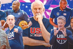 Ai sẽ thay HLV Gregg Popovich ở đội tuyển bóng rổ Mỹ?