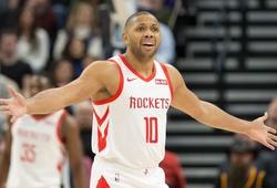 Sau John Wall, tới lượt Eric Gordon tháo chạy khỏi Houston Rockets