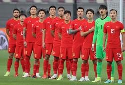 Tuyển Trung Quốc hối hả đá giao hữu trước trận gặp Việt Nam