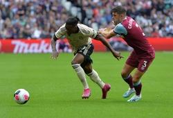 Đội hình ra sân West Ham vs MU hôm nay