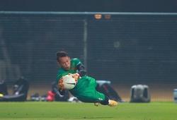 Bùi Tấn Trường cứu thua đứng thứ 4 châu Á ở vòng loại World Cup 2022