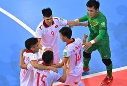 Futsal Việt Nam vs Séc trực tiếp kênh nào hôm nay?