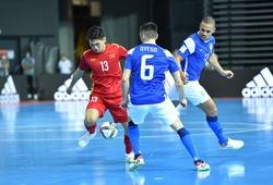 Danh sách các đội vào vòng 1/8 futsal World Cup 2021: Nín thở với Việt Nam