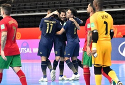 Link xem trực tiếp futsal Thái Lan vs Đảo Solomon, FIFA World Cup 2021