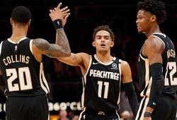 """Vừa chinh phục miền Đông NBA, Atlanta Hawks vẫn bị xem nhẹ: """"Họ không tin chúng tôi"""""""