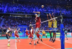 Xác định 24 đội tuyển nam tham dự giải bóng chuyền Vô địch Thế giới 2022